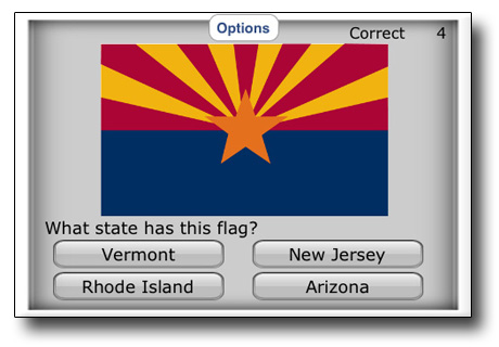 State Flag Screenshot
